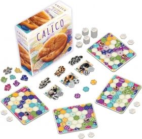Настолна игра Calico