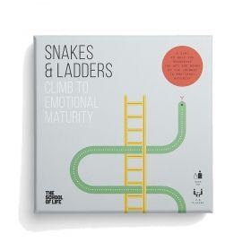 Настолна игра The School of Life - Змии и стълби