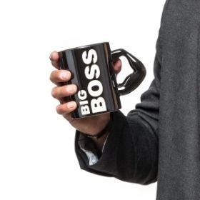 Чаша Big Boss, черна