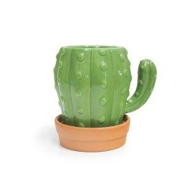 Чаша Balvi - Кактус, зелена