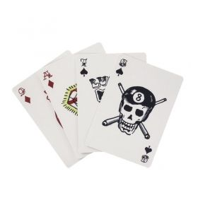 Карти за игра Kikkerland - Tattoo