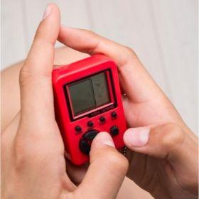 Мини електронна игра Kikkerland - Pocket Arcade, джобна, 26 игри