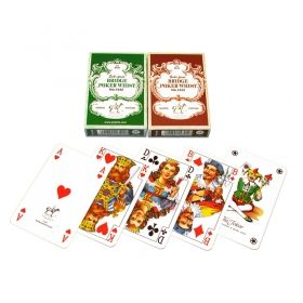 Карти за игра Piatnik, модел Bridge-Poker-Whist