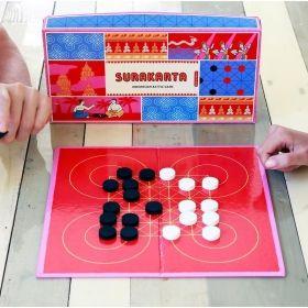Настолна игра Kikkerland - Surakarta