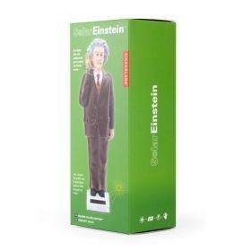 Движеща се фигурка Kikkerland - Айнщайн, слънчева батерия