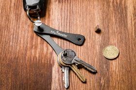 Ключодържател Gadgets Master - Майсторът на ключовете, черен