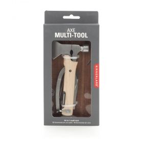 Мулти инструмент Kikkerland - Wood Axe Multi Tool