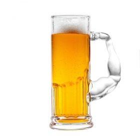 Халба за бира Gadget Master - Мускул
