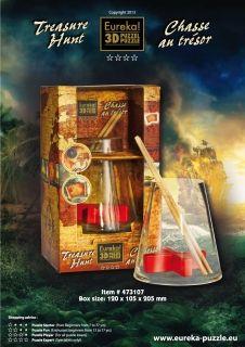 Логически пъзел Eureka - Лов за съкровище
