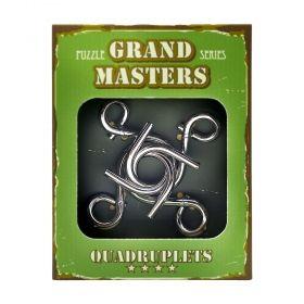 Логически пъзел Eureka - Grand Masters Квадриоли