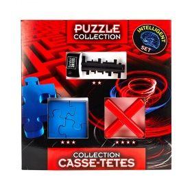 Логически пъзели Eureka - Puzzle Collection Intelligent Brain
