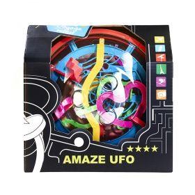 3D пъзел/лабиринт Eureka - Amaze UFO