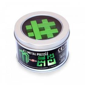 Логически пъзел Eureka - Hashtag 1, метален
