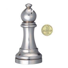 Логически пъзел Hanayama Cast Puzzle - Bishop, метален
