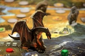 Настолна игра Legends of Andor