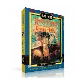Пъзел от 1000 части New York Puzzle - Хари Потър и Огненият Бокал