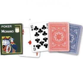 Покер карти Modiano Сristalo OP