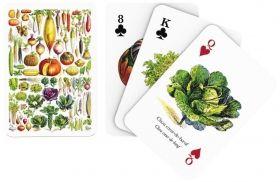 Карти за игра New York Puzzle Co. - Зеленчуци