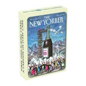 Карти за игра New York Puzzle Co. The New Yorker - Напитки