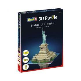 Мини 3D пъзел Revell - Статуята на свободата