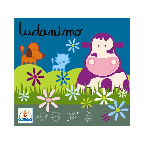 Djeco игра Ludanimo