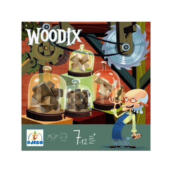 Djeco игра Woodix