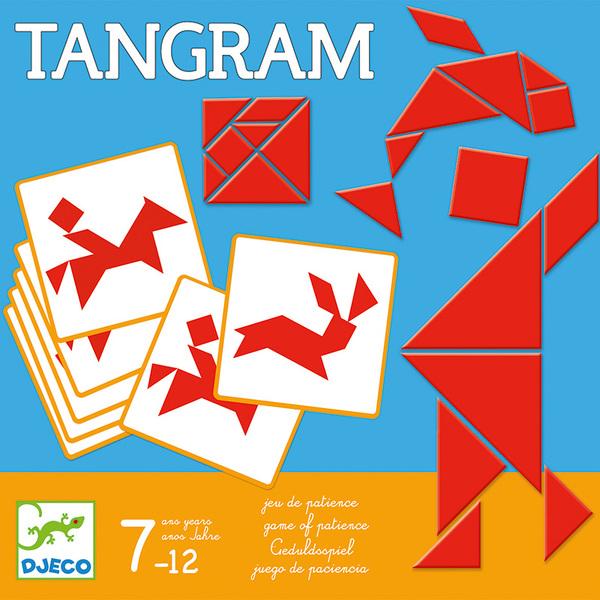 Djeco игра Танграм