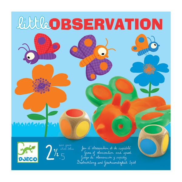 Djeco игра за наблюдателност Little observation