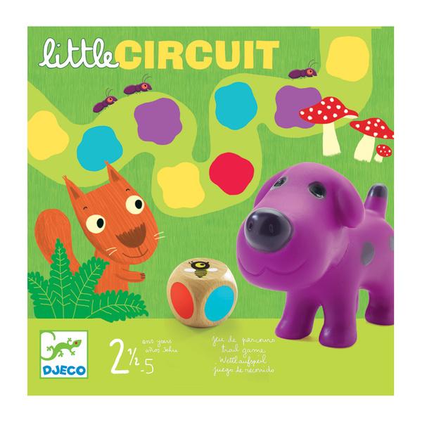 Djeco игра за наблюдателност Little circuit