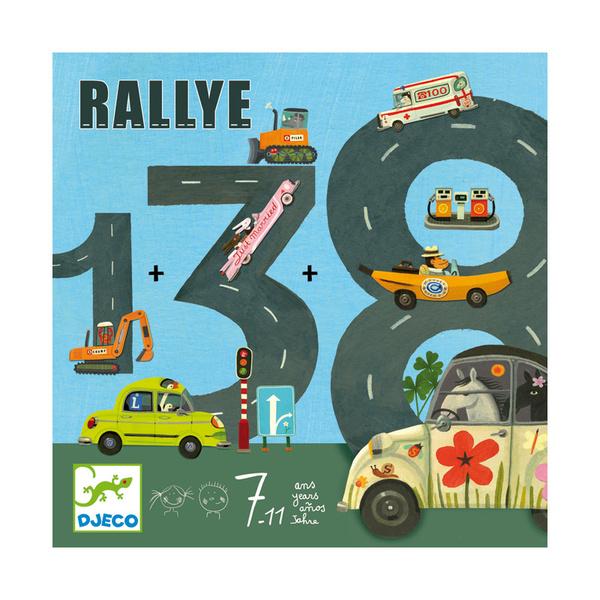 Djeco игра Rallye