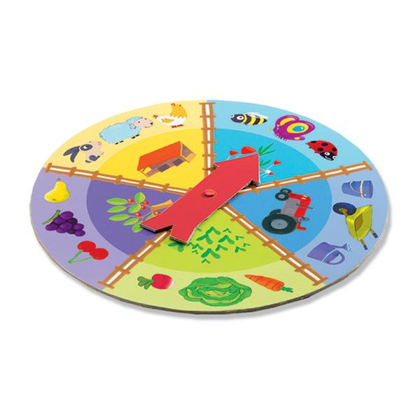 Djeco детска образователна игра Ферма