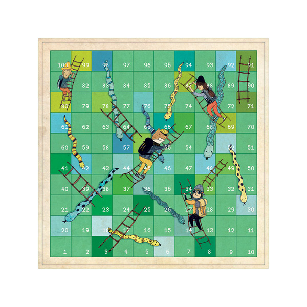 Djeco 20 класически игри