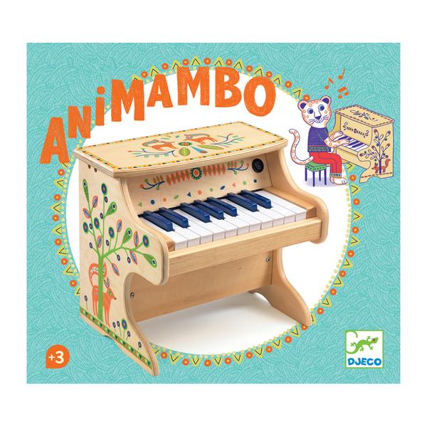 Djeco електронно пиано animambo