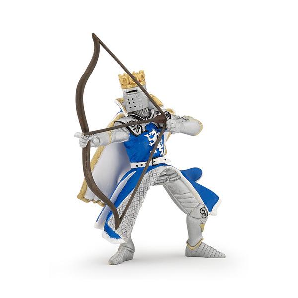 Papo фигурка крал Дракон с лък и стрела
