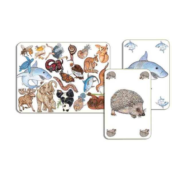 Djeco игра с карти zanimatch