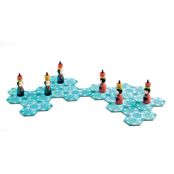 Djeco стратегическа игра Niwa