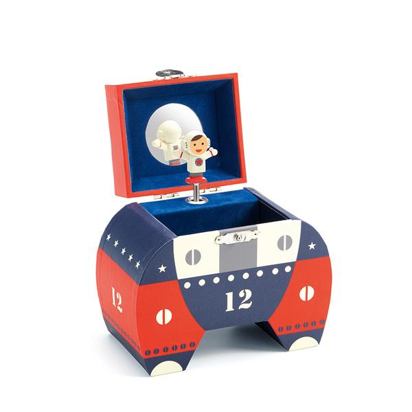 Djeco кутия музикална Polo 12
