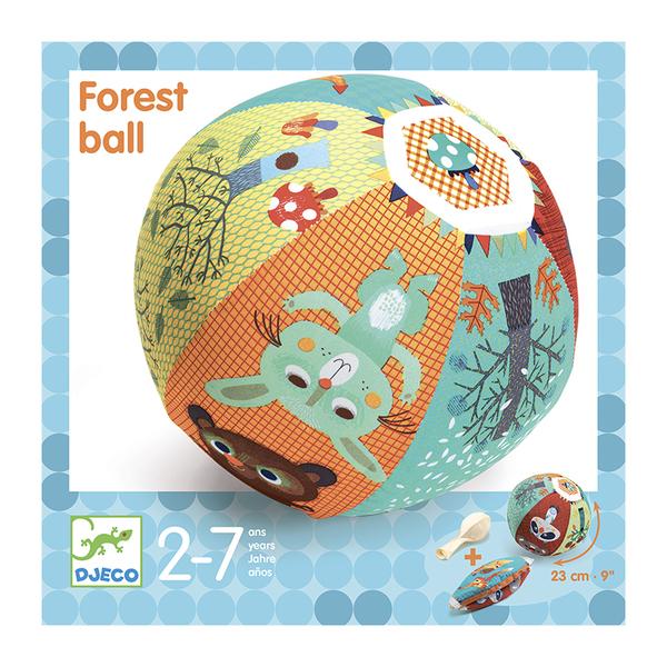 Djeco текстилна топка балон гора