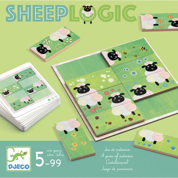 Djeco игра Sheep Logic
