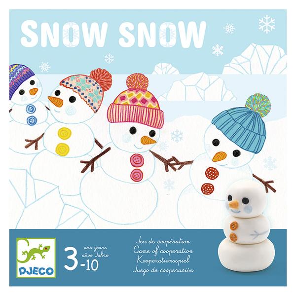 Djeco игра Snow snow