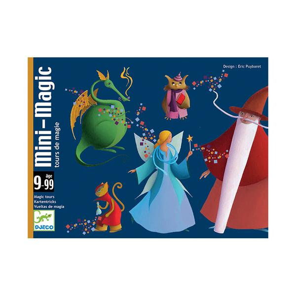 Djeco карти за игра Mini magic