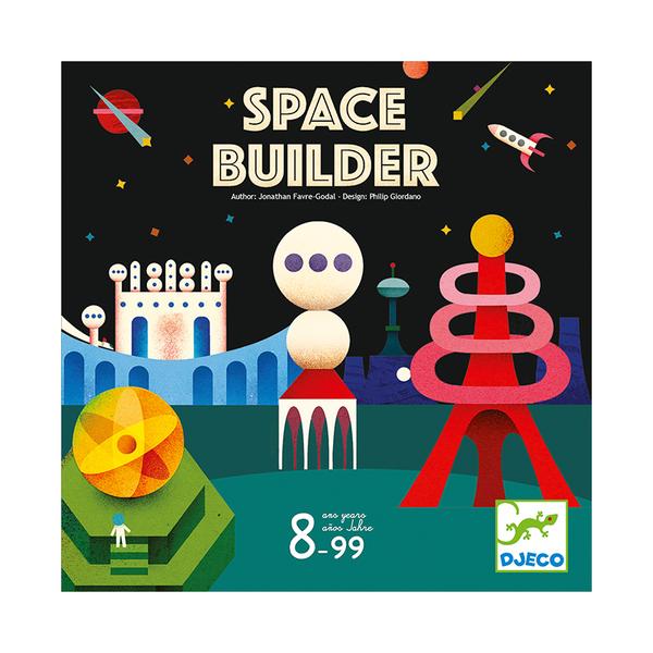 Djeco игра Space builder