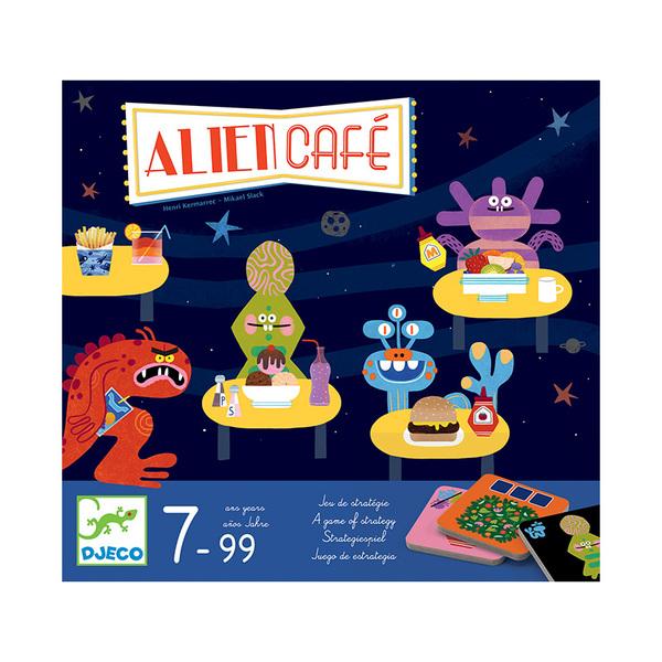 Djeco игра Alien cafe