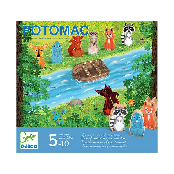 Djeco игра Potomac
