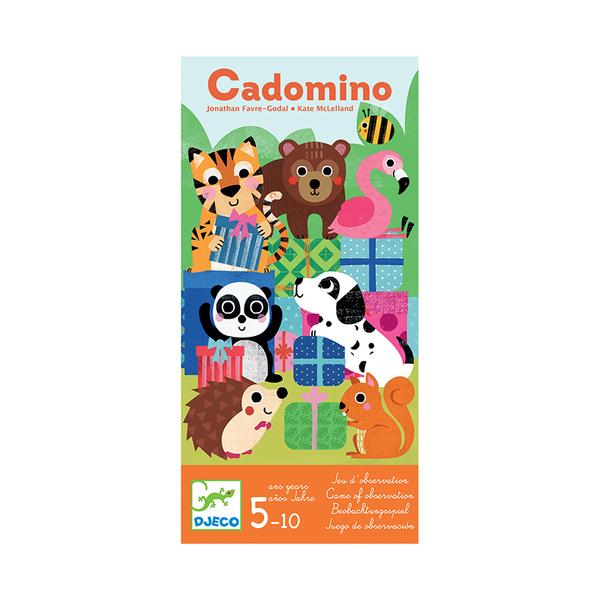 Djeco игра Cadomino