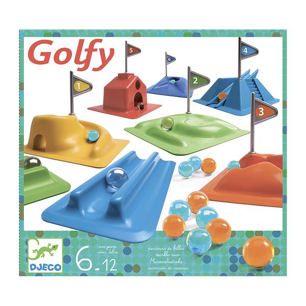 Djeco игра с препятствия Glofie