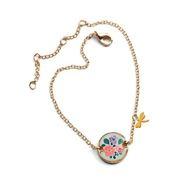Djeco гривна Lovely bracelets Flowers