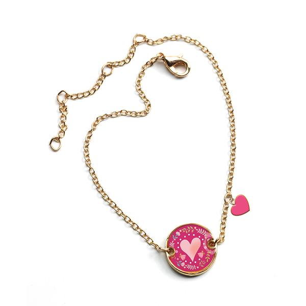 Djeco гривна Lovely bracelets Heart