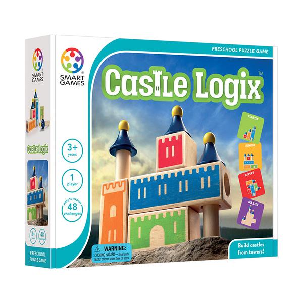 Smart Games игра логически замък