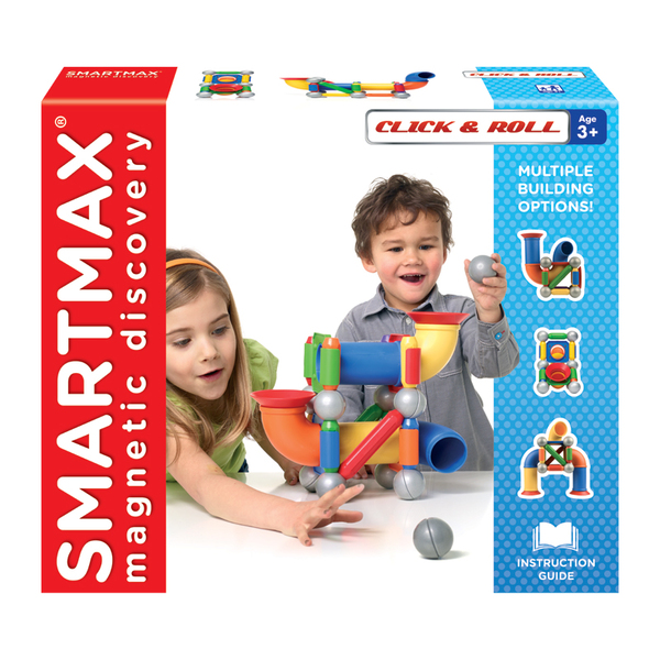 Smart Games конструктор Smart Max click and roll